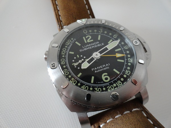 Replique Panerai Luminor Pangea Pas Cher