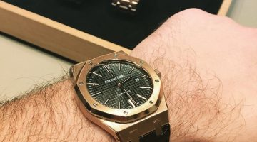 41mm Audemars Piguet Royal Oak Automatique Replique Montres