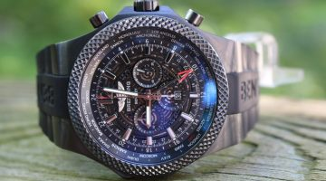 Breitling Bently GMT B04 S Carbon Body