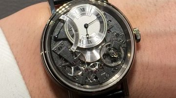 Breguet Tradition Automatique Seconde Rétrograde 7097 Replique Montres