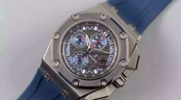 Audemars Piguet Royal Oak Offshore Chronographe Michael Schumacher Edition Limitée Replique Montres