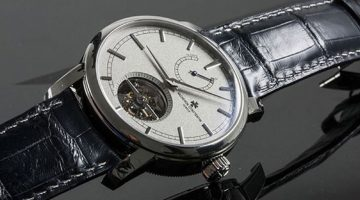 Vacheron Constantin Patrimony Traditional 14-Day Tourbillon