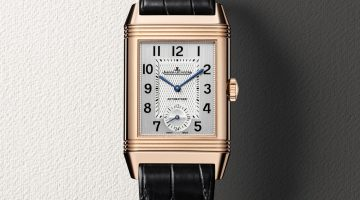 Jaeger-LeCoultre Reverso Classic Duo Face
