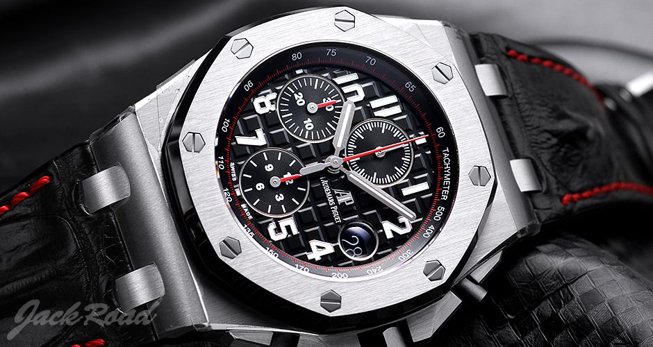 Audemars piguet royal oak offshore vampire replique montres 26470st oo vente chaude for Royal oak offshore vampire