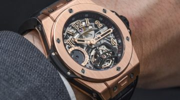 Hublot Big Bang Tourbillon 5-Day Power Reserve Indicator Watch