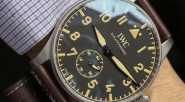 IWC Big Pilots Heritage Watch 55