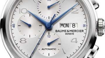 Baume & Mercier Clifton Chronographe