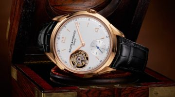 Baume et Mercier Clifton 1892 Tourbillon Volant :